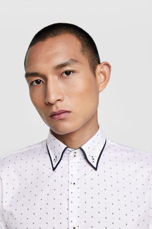 Chemises Homme Au Col Zara Comparez Et Achetez