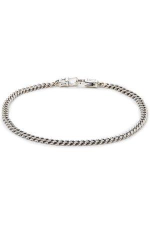 TOM WOOD Homme Bracelets - Bracelet en sterling à chaîne gourmette