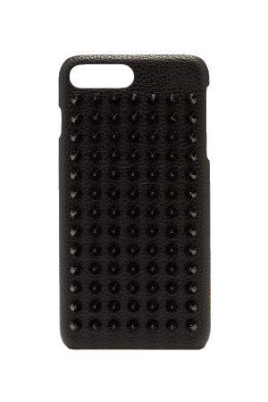 Christian Louboutin Coque en cuir Loubiphone pour iPhone® 7/8 Plus
