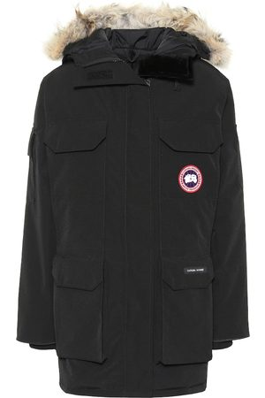 Canada Goose Veste parka à fourrure Expedition