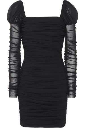Rebecca Vallance Mini-robe Frenchie à fronces