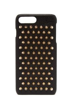 Christian Louboutin Coque en cuir Loubiphone pour iPhone® 7 et 8 Plus