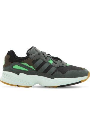 """adidas Sneakers En Mesh Et Cuir """"yung-96"""""""