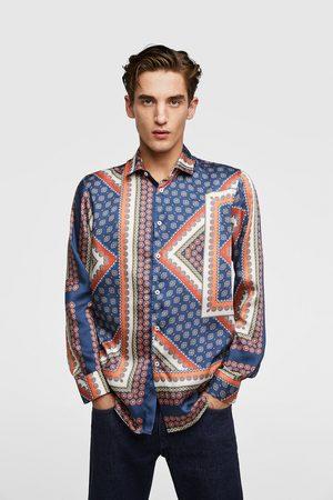 Et Chemises Ton Comparez N0kx8opw Homme Achetez Zara YfIb67gyv