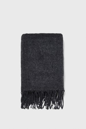 Zara écharpe à franges