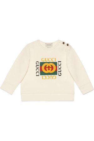 Gucci Sweat-shirt bébé avec logo