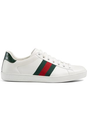 Gucci Baskets en cuir Ace