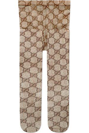 Gucci Collants à motif GG