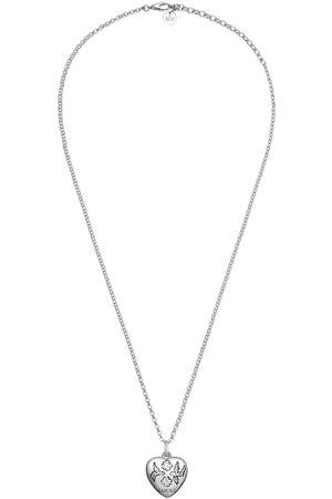 Gucci Collier en argent Blind for Love