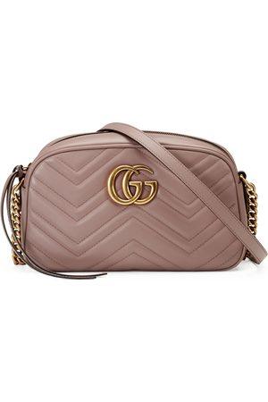 b8ae891504e6 Gucci Sac à épaule petite taille à motif GG Marmont matelassé .