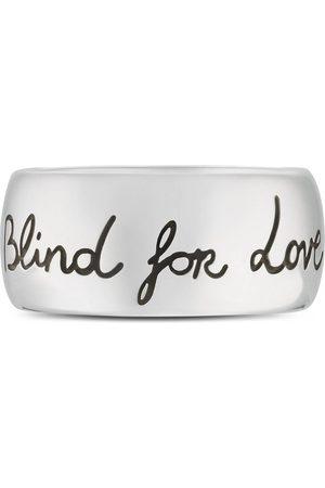 Gucci Bague en argent Blind for Love