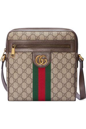 Gucci Sac à bandoulière Ophidia petite taille à motif GG