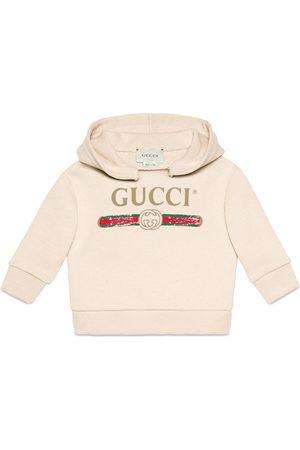 Gucci Sweat-shirt pour bébé avec logo