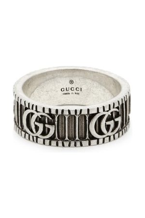 Gucci Bague en GG Marmont