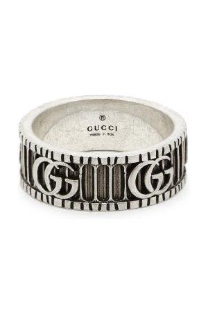 Gucci Homme Bagues - Bague en GG Marmont