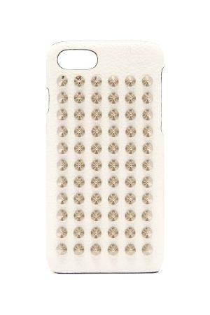 Christian Louboutin Téléphones - Coque en cuir Loubiphone pour iPhone® 7 et 8