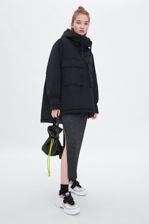 Zara PARKA ANORAK REMBOURRÉ RECYCLED CAPSULE
