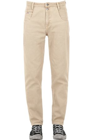 INFINITE ARCHIVES X GUESS JEANS U.S.A. Homme Coupe droite - Ia Straight Denim Jeans W/ Darts