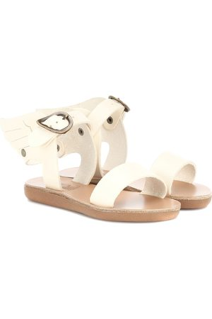 Ancient Greek Sandals Kids Sandales Little Ikaria en cuir