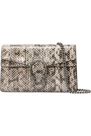 Gucci Femme Sacs en bandoulière - Sac super mini Dionysus en peau de serpent