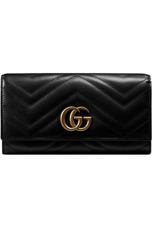Gucci Portefeuille continental GG Marmont