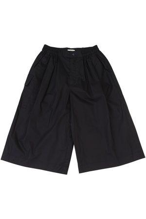 Once Pantalon Ample En Popeline De Coton