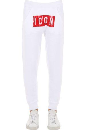 """Dsquared2 Pantalon """"icon"""" En Jersey De Coton"""