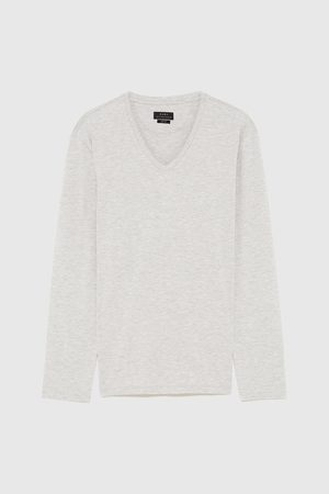 Zara T-SHIRT BASIQUE SLIM