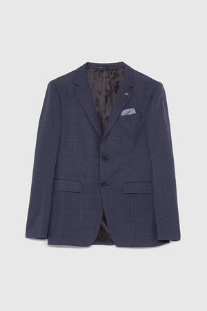 Zara VESTE DE COSTUME COOLMAX® Core Technology
