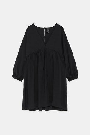 Robes femme manches bouffantes Zara - comparez et achetez b01ff77d092