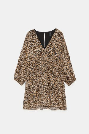 Achetez Comparez Bouffantes Femme Et Manches Zara Robes AqzwHw