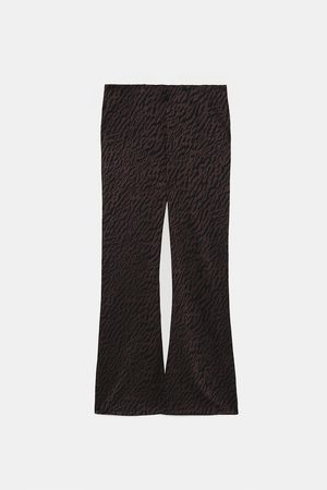 Zara PANTALON MINI FLARE