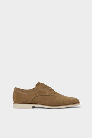 Zara Chaussures en cuir