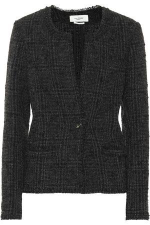 Isabel Marant, Étoile Veste Lyra en tweed de laine mélangée