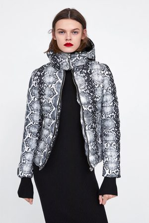 Manteaux   Vestes femme taille imprime Zara - comparez et achetez b5272188fb5