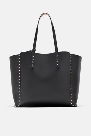 Zara Shopper réversible à clous
