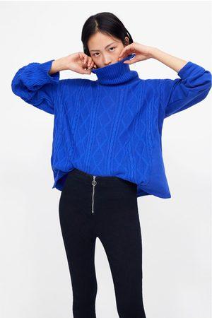 Zara Jegging skinny à zip