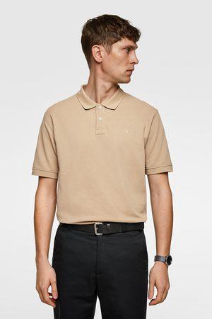 Zara Homme Polos - Polo basique