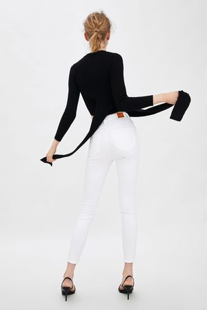 Zara Jean taille haute sculpt