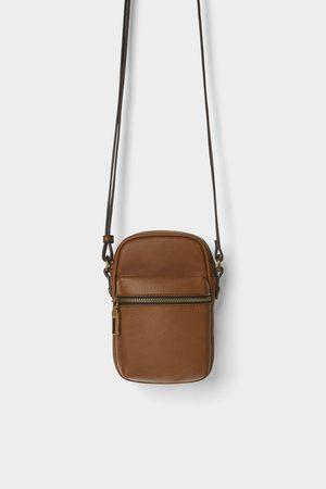 Zara Mini sac bandoulière basique