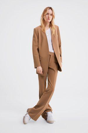 Zara Veste avec poches à rabat