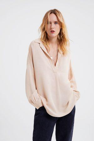 Zara Blouse oversize