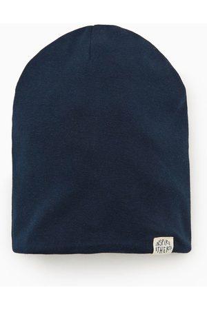 Zara Bonnet en coton avec étiquette