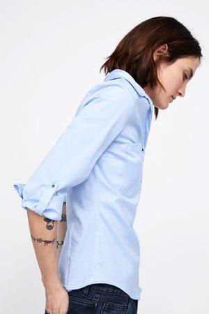 Chemises femme grande taille Zara - comparez et achetez 3174549f527