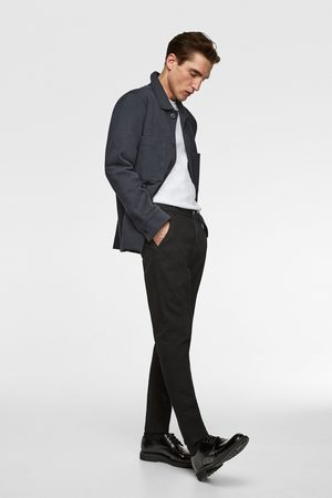 Zara Pantalon chino en denim