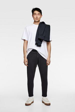 Zara Pantalon de jogging premium