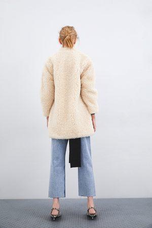 Effet mouton Manteaux & Vestes Femme