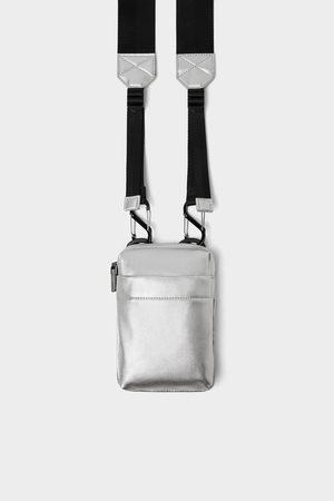 Zara Mini sac bandoulière à mousquetons
