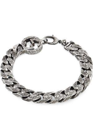 Gucci Bracelets - Bracelet chaîne en argent double G