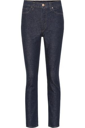 Goldsign Jean slim The High Rise à taille haute